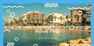 Natural Pools Torrevieja